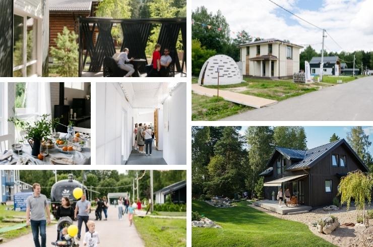 В Подмосковье стартует выставка загородного домостроения Open Village'21