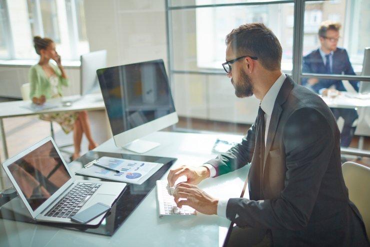 Гибкие офисы не вытеснят классический формат