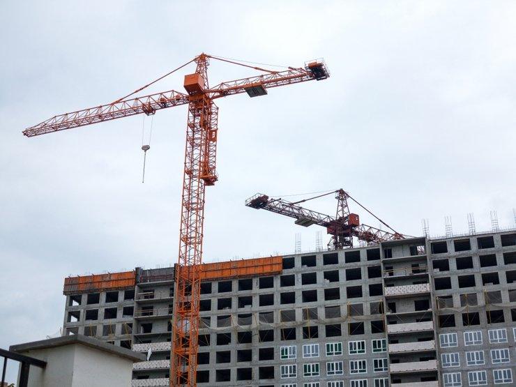 В Москве количество разрешений на строительство выросло почти вдвое