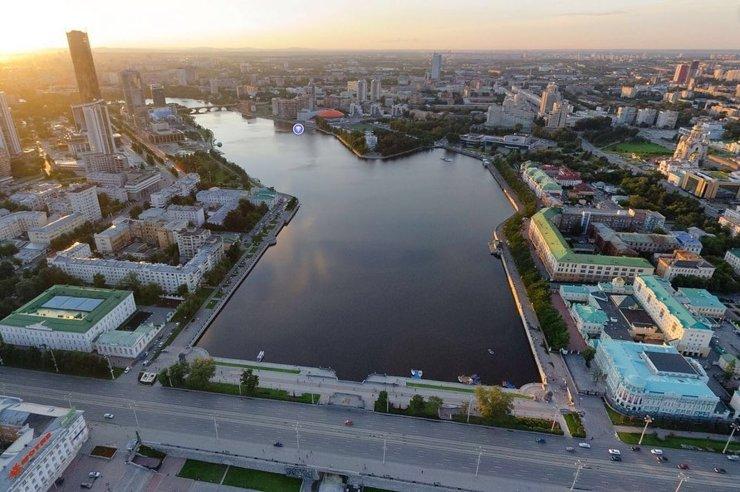 В Екатеринбурге проведут конкурс дизайн-проектов обновления Плотинки