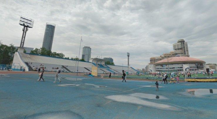 В Екатеринбурге к Универсиаде капитально отремонтируют стадион «Динамо»