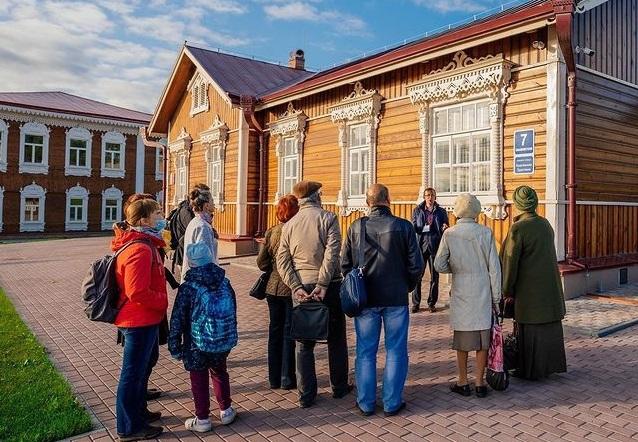 В Новосибирске к 2023 году появится парк малой деревянной архитектуры