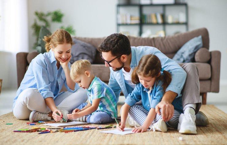 Семьи с двумя и более детьми освободят от НДФЛ при продаже жилья