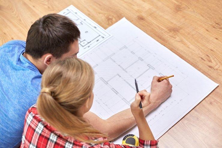 Москвичи стали чаще делать перепланировки в квартирах