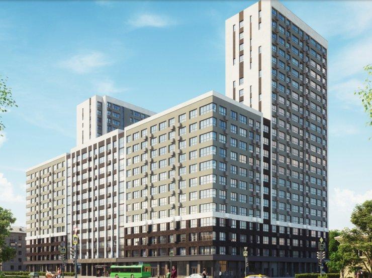 В Екатеринбурге на месте снесенного кинотеатра «Темп» появится жилой комплекс