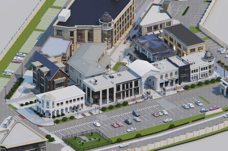 Даниловский рынок арендует 3 тыс. кв. м в загородном комплексе