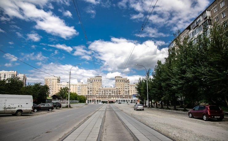 Мэрия Екатеринбурга нашла нового подрядчика на ремонт улицы Викулова