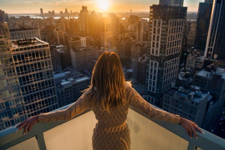 В столице за три месяца было продано десять из 100 самых дорогих квартир