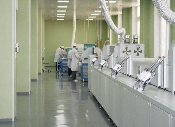 В Новосибирске выставили на торги корпус завода, учрежденного Роснано