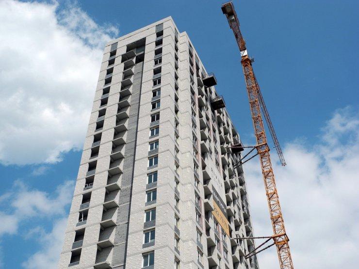 Ввод жилья в Свердловской области за полгода увеличился в 1,6 раза
