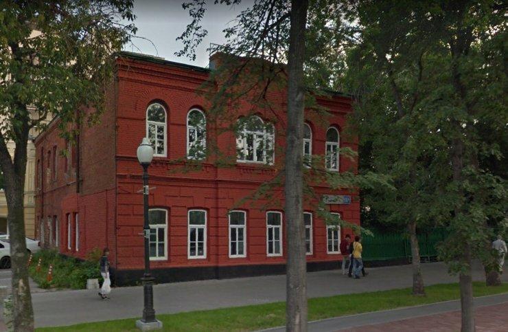 В центре Екатеринбурга продают кирпичный особняк, который является памятником архитектуры