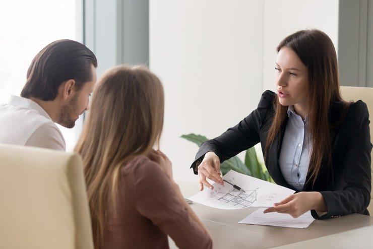 Уровень одобрения ипотечных заявок оказался минимальным за четыре года