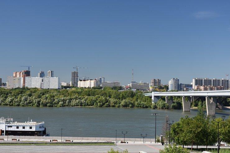Советский район Новосибирска предложили связать с центром города речным транспортом