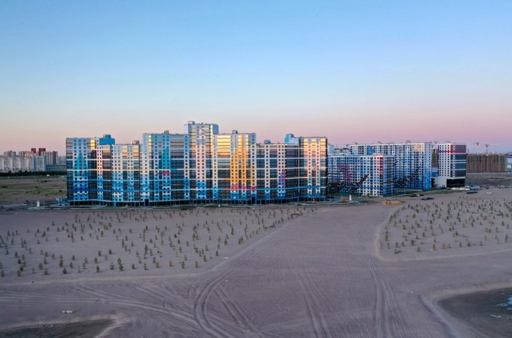 Не хватает дорог, школ и детских садов: зачем в Петербурге снижают темпы ввода жилья