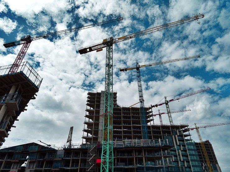 В Москве выданы разрешения на строительство 7 млн кв. м недвижимости