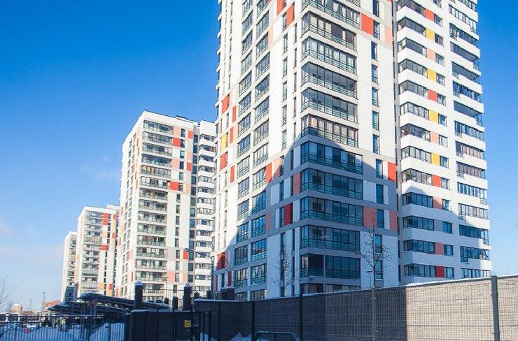 Два новосибирских жилых комплекса победили во всероссийском конкурсе