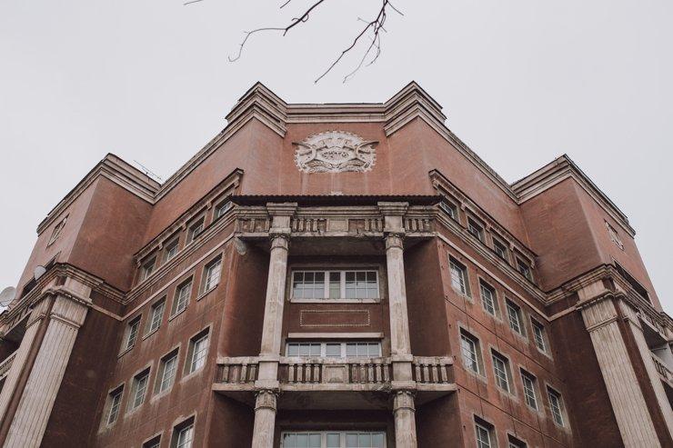 Свердловские власти возьмут гостиницу «Мадрид» на баланс региона