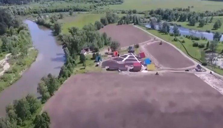 Под Новосибирском к 2024 году обустроят экопарк