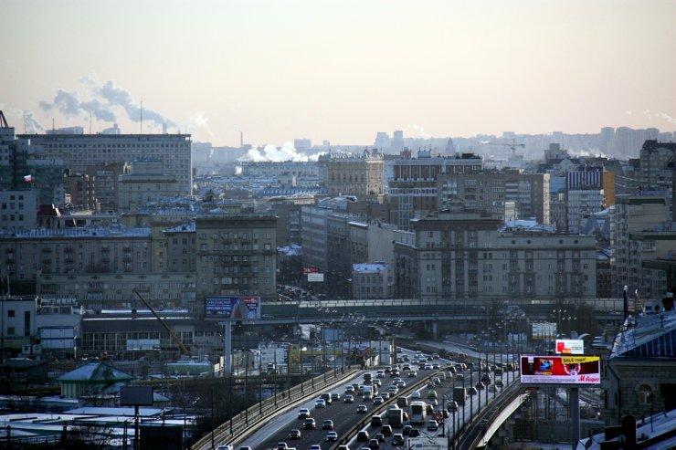 Красноярск возглавил список городов с самым грязным воздухом