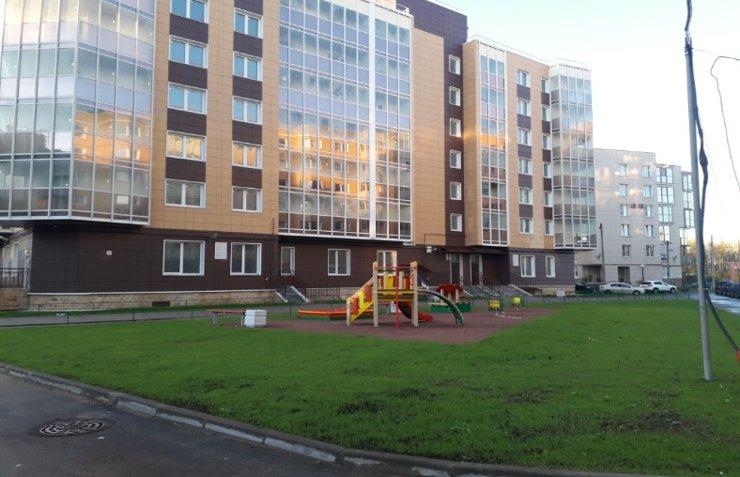 В Санкт-Петербурге до конца года сдадут в эксплуатацию два проблемных жилых комплекса