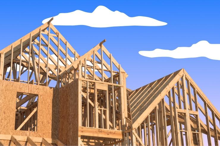 От фундамента до крыши: каркасные дома