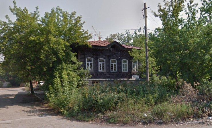 В Новосибирске на месте старинных домов на улице Инской построят офисники