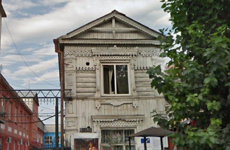 В Екатеринбурге выставили на торги старинный особняк на Тургенева, в котором располагался театр