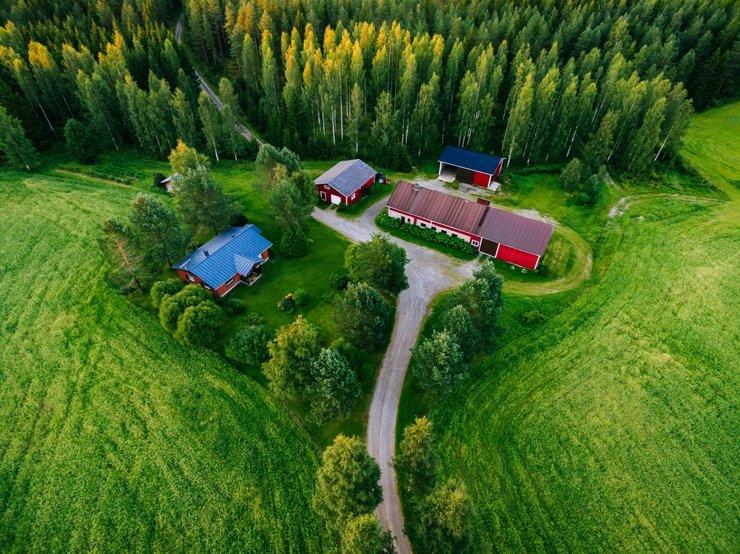 Загородная недвижимость: плюс 5% за лето