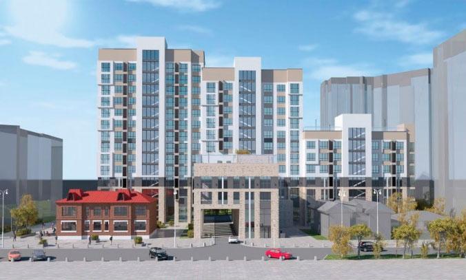 УГМК сможет построить жилой комплекс по соседству с памятниками на улице Хохрякова