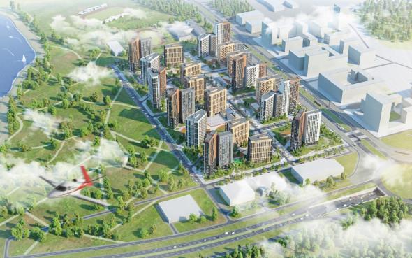 «ЛСР» застроит ВИЗ-Правобережный жилыми высотками