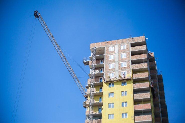 В Новосибирской области объем строительства сократился почти на 13%
