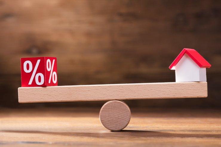 С начала года россияне оформили 1,2 млн ипотечных кредитов