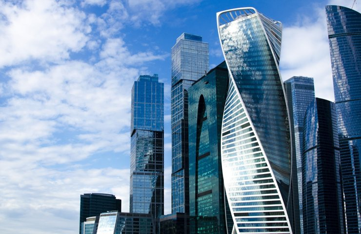 В столице вырос спрос на офисные площади в деловых районах