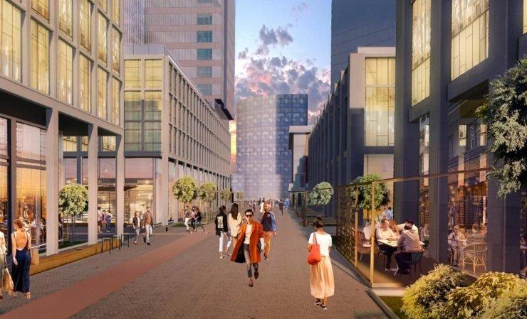 Общественники презентовали свою версию проекта застройки квартала «Екатеринбург-Сити»