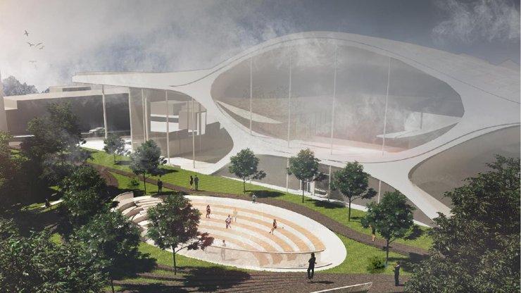 Новый зал Свердловской филармонии построят к 2025 году