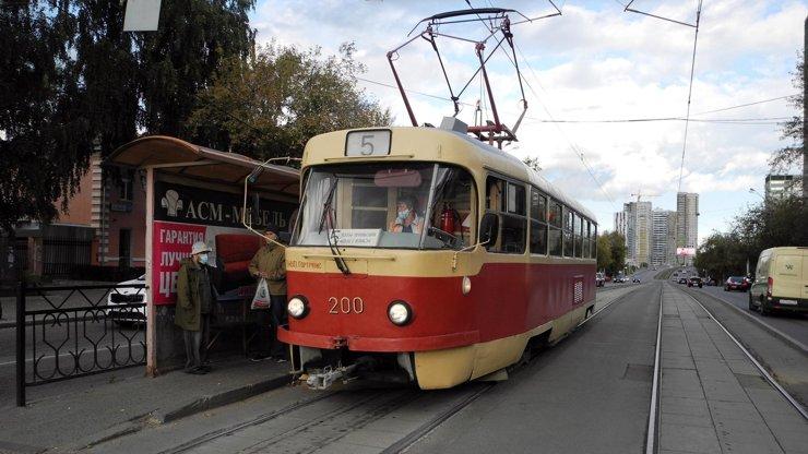 Трамвайную ветку в Академический начнут строить в ноябре