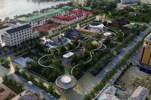 Екатеринбуржцы выбрали проект реконструкции Литквартала