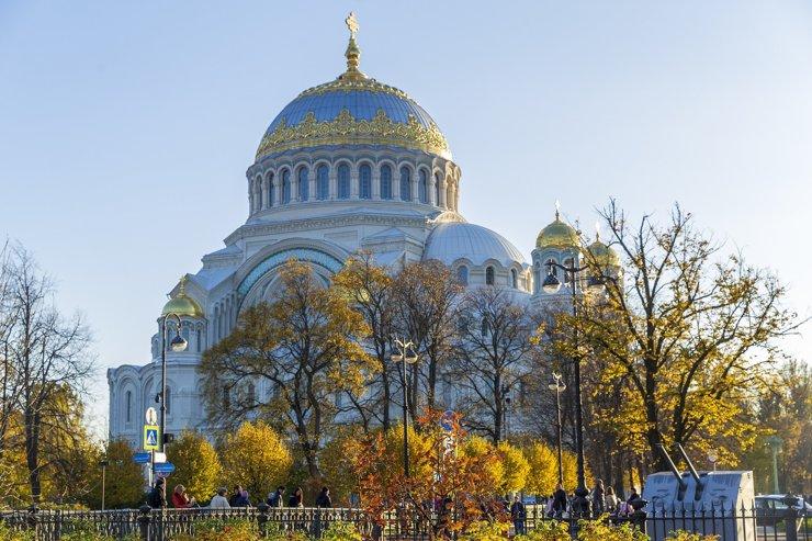В модернизацию Кронштадта вложат 75 млрд рублей