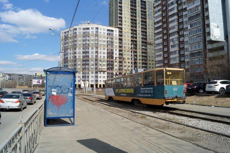 У нового квартала в центре Екатеринбурга хотят проложить трамвайную ветку