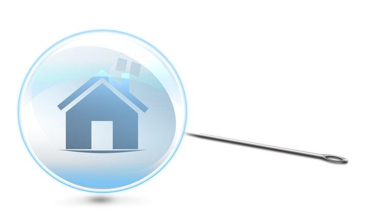 В Счетной палате заявили о риске возникновения ипотечного пузыря