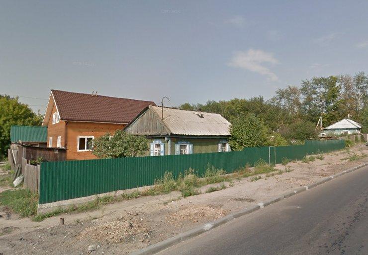 В Новосибирске ради дорожной развязки снесут дома в частном секторе в районе Матвеевки