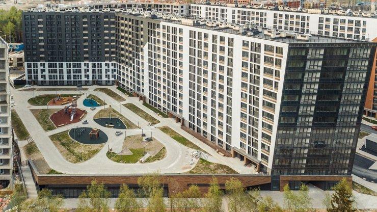 Вторичное жилье в Санкт-Петербурге подорожало на 12%