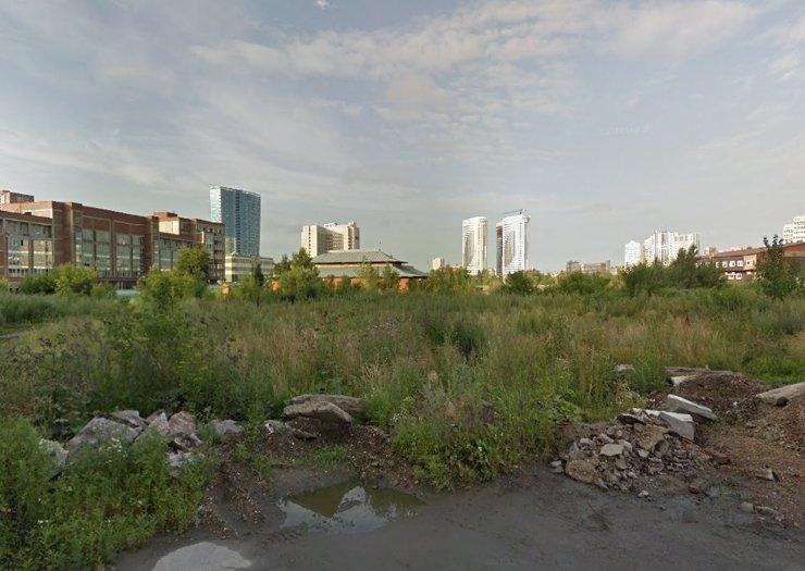 В Новосибирске у центра «Сибирь-Хоккайдо» возведут 25-этажный дом