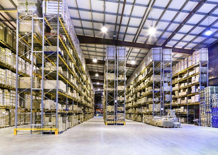 Спрос на склады в московском регионе достиг рекордного показателя
