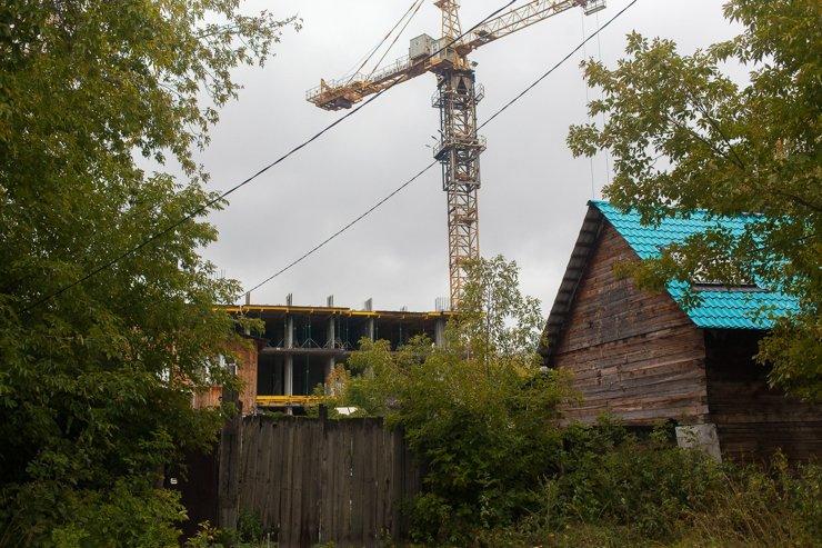 Под Новосибирском к 2030 году построят экопоселок
