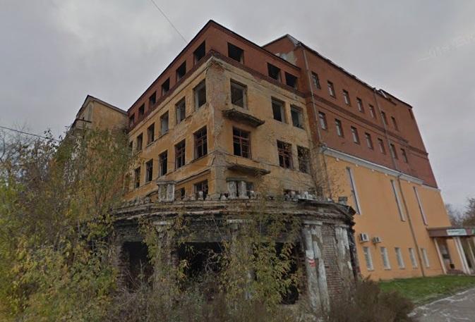 Заброшенную больницу в Зеленой Роще исключили из реестра памятников