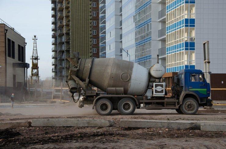 На намыве Васильевского острова построят квартал по проекту британских архитекторов
