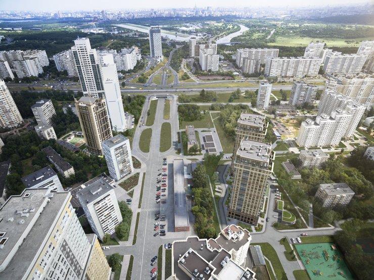Сколько стоят квартиры рядом с крупными стадионами?