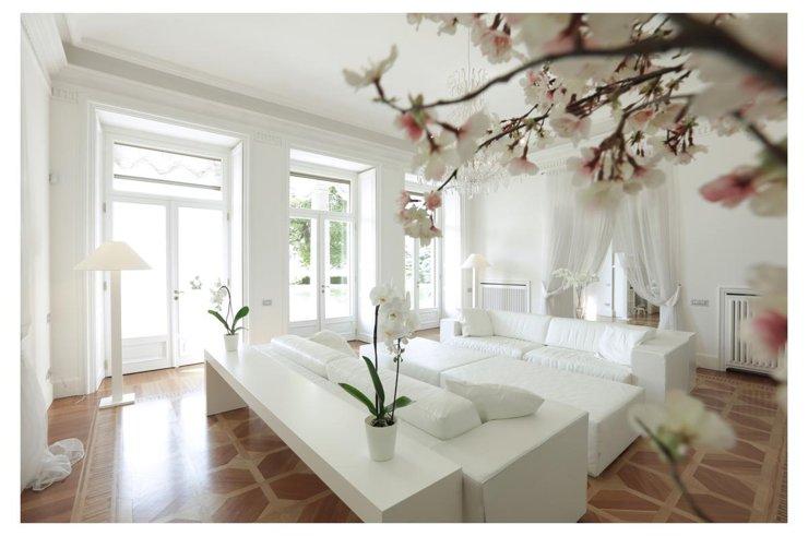 Топ-10 романтичных квартир мира