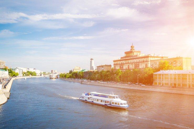 Московская акватория открыта не для всех